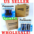 NEW 12 /24 /36 /48 Pcs AAA / AA Panasonic Battery Super Heavy Duty SEALED FRESH