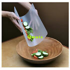2 / 4/ 6 Flexible Kitchen Fruit Vegetable Cutting Chopping Table Mats Board CAMP