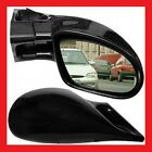 Vauxhall Corsa C 2000 To 2006 M3 Black Wing Door Mirrors Left & Right Manual