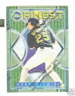 1995 FINEST MARK McGWIRE #169 * Oakland Athletics
