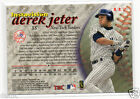 DEREK JETER 1997 Instavision MEMBERS ONLY Highlights Topps Stadium Club Hologram