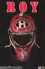 POSTER - NHL HOCKEY - PATRICK ROY - MONTREAL CANADIANS - FREE SHIPPING ! RW13 T