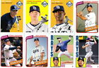 2012 Topps Archives Tampa Bay Rays team base set 8