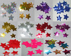 flock HOT-FLEX TRANSFER 16mm STAR IRON-ON CUSTOM TSHIRT PATCH embellishment