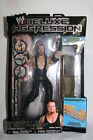 Jakks WWE Wrestling Deluxe Aggression Series 14 Action Figure THE UNDERTAKER #H