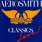 AEROSMITH Classics Live! CD BRAND NEW