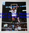 WWE Wrestling PHOTO 8x10 CM Punk Championship title Belt