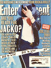 MICHAEL JACKSON Are You Ready For Jacko? Entertainment Weekly Mag Sept 2001