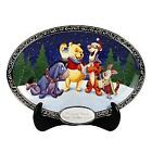 Winnie the Pooh & Friends Personalized Plate