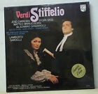 Carreras/Sass/Gardelli VERDI Stifelio - Philips 6769 039 SEALED