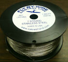 "Fly-By-Wire Control Line Airplane Wire - 1000 FT .021"" bright 7 strand wire 60lb"