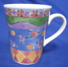 Sweet Shoppe Sango Sue Zipkin Lemon Sherbet Coffee Mug 1 Brown Stains CUTE