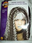SINISTER CRIMPED WIG DELUXE QUALITY WASHABLE NEW IN PACKAGE