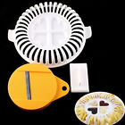 Microwave DIY Apple Potato Crisp Chips Maker Set