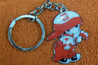 Poland keychain Red and White Polish Polska  key chain boy or girl  very popular