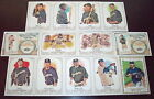 2012 Topps Ginter Brewers MASTER team Base SP Insert Sketches set 13 Braun