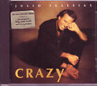 Julio Iglesias Crazy CD