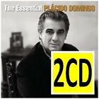 PLACIDO DOMINGO The Essential 2CD BRAND NEW Best Of