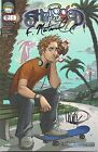 SHRUGGED #1 & #2 (2006) ASPEN COMICS (ISSUE #1 IS SIGNED)