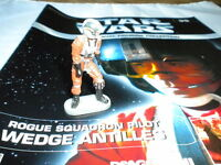 DeAgostini Star Wars Figurine Collection Issue 35 Wedge Antilles rogue *