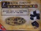 Pirates of the Spanish Main #023 Royal Fortune Pocketmodel Mint