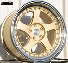 1 ROTA RB 15X7 4X100 ET4 67.1 HUB SILVER RIMS WHEELS