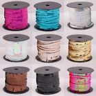 One Roll 9 Colors Sexy Shiny Plastic Sequin Paillette Cord For Clothing Or Shoes