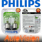 Philips Standard 1 Pair (2Bulbs) 1156LL Rear Directional Signal Headlamps DOT A4
