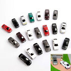 20pcs OO Scale 1:75 Painted Model Cars Parking Scenery Train Layout