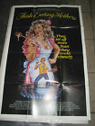 FLESH EATING MOTHERS / ORIGINAL U.S. ONE-SHEET MOVIE POSTER (HORROR)