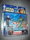 Star Wars AOTC Deluxe Anakin Skywalker with Lightsaber Slashing Action! MOC