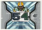 2007 SPX Ahman Green Winning Materials STATS Jersey