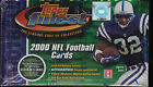 2000 TOPPS FINEST FOOTBALL FACTORY SEALED HOBBY BOX ? MONTANA MARINO ELWAY AUTOS