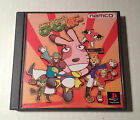 Rescue Shot Bubibo [JAPAN IMPORT] PSX PS1 PS Sony Playstation - Very Good