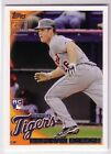2010 TOPPS LIMITED EDITION BRENNAN BOESCH RC9 TIGERS RC