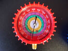 """YELLOW JACKET""""STYLE""""High Side Manifold Gauge w Antishock Cover 3"""" 410a R22 R404a"""