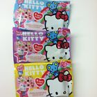 Lot of 3 Upper Deck 2010 Hello Kitty World Adventures Collectipak with Miniature