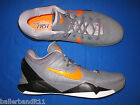 Mens Nike Air Zoom Kobe VII System shoes new size 16 wolf grey 488371 002