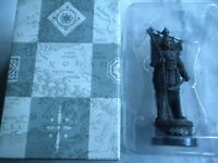 Eaglemoss Lord Of The Rings Chess Set 1 * Issue 18 Orc Lieutenant  Black Bishop