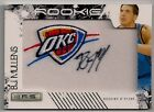 B.J MULLENS R&S ROOKIE AUTO PATCH #d/379 OHIO STATE BUCKEYES CHARLOTTE BOBCATS