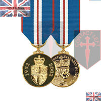 Official Queens Golden Jubilee Full Size Medal and Ribbon ( 2002 UK Made