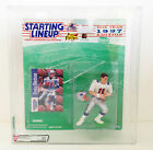 Drew Bledsoe Kenner Starting Lineup 1997 NFL Action Figure AFA Graded 85 Patriot