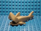 LEGO LEGOS - One DARK GRAY SHARK ( Complete Assembly )
