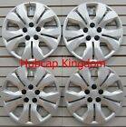 """NEW 2011 2012 Chevy CRUZE 16"""" Hubcaps Wheelcover Bolt-On AM SET Silver"""