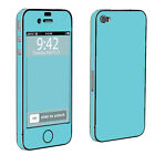 USA Turquoise Blue Case Decal Vinyl Cover Skin Sticker Apple iPhone 4 / 4s