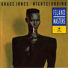 GRACE JONES Nightclubbing CD BRAND NEW