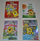 Wow! Wow! Wubbzy! 4 DVD Lot! With Exclusive 2 disk set and Microphone! NEW!!