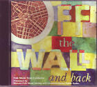 Rare Off The Wall And Back Canberra Folk CD (1995)