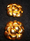 """NEVER USED MUSI SIGHNED Vintage Decorative Shoe Clips 11/2"""" X 11/2"""""""