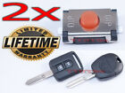 2 SWITCH BUTTON REMOTE KEY FOB NISSAN MICRA NAVARA QASHQAI PATROL X-TRAIL ALMERA